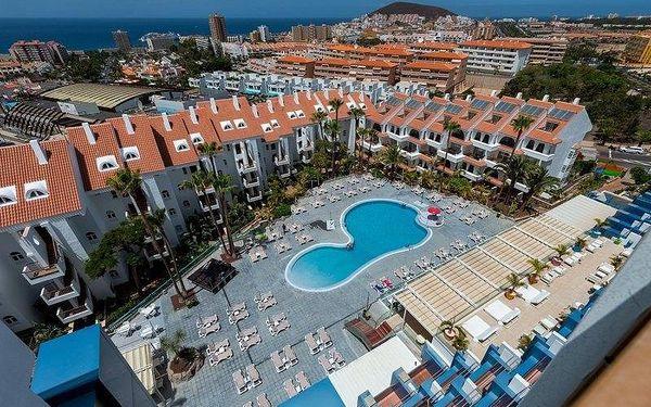 Paradise Park Fun Lifestyle Hotel, Tenerife, Kanárské ostrovy, Tenerife, letecky, polopenze4