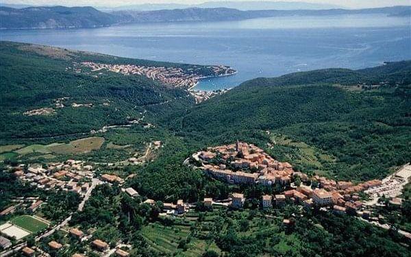 RAJAN - Rabac, Istrie, vlastní doprava, bez stravy5