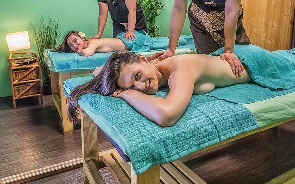 Masáž podle výběru (30 minut) a spa4