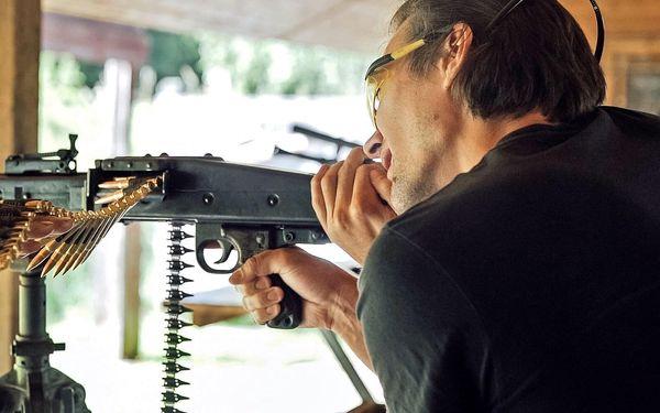 Střelba podle vás: jakékoli zbraně a až 111 nábojů
