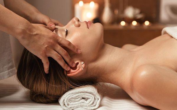 Antistresová masáž hlavy v délce 30 či 45 min.