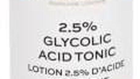 Revolution Skincare Glycolic Acid 2,5% Tonic 200 ml pleťové tonikum s kyselinou glykolovou pro ženy