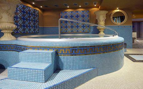 Pobyt s relaxací v Resortu Darovanský dvůr