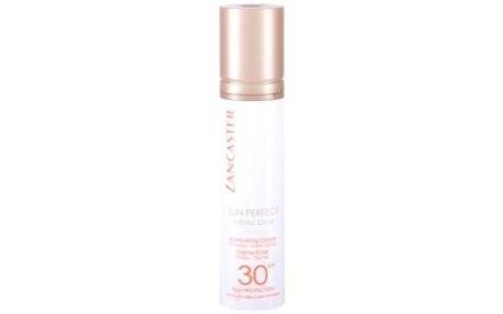Lancaster Sun Perfect Illuminating Cream SPF30 50 ml protivráskový opalovací krém na obličej pro ženy