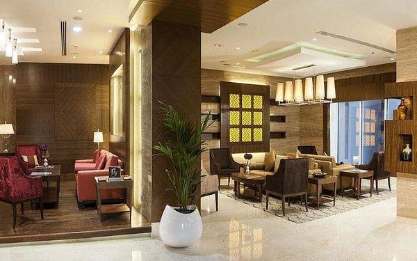 CARLTON DOWNTOWN HOTEL, Dubai, Spojené arabské emiráty, Dubai, letecky, snídaně v ceně2