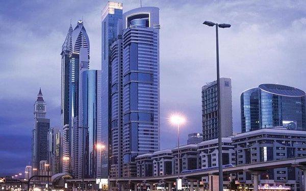 CARLTON DOWNTOWN HOTEL, Dubai, Spojené arabské emiráty, Dubai, letecky, snídaně v ceně3