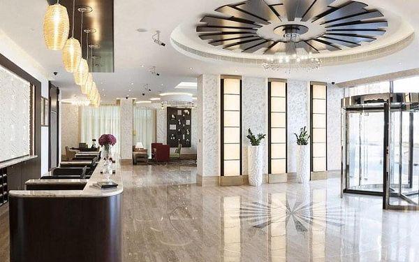 CARLTON DOWNTOWN HOTEL, Dubai, Spojené arabské emiráty, Dubai, letecky, snídaně v ceně5