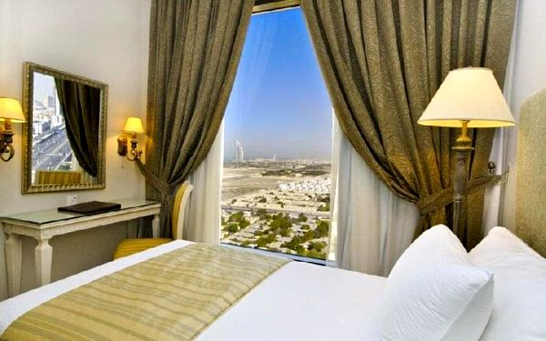 TWO SEASONS HOTEL & APARTMENTS ( EX.GLORIA HOTEL), Dubai, Spojené arabské emiráty, Dubai, letecky, snídaně v ceně3