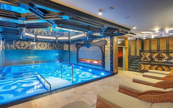 Luxusní 5* hotel v srdci Zakopaného s wellness
