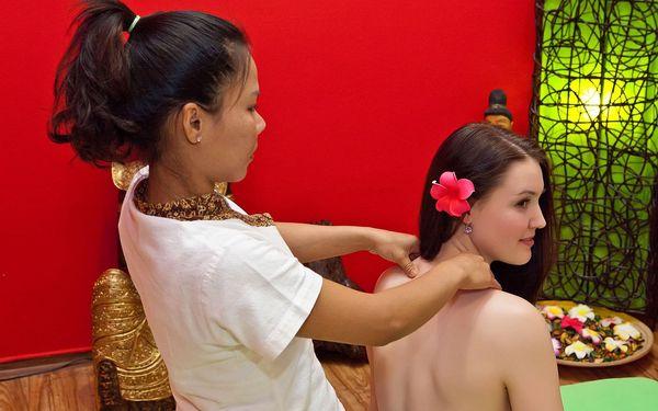 Thajská masáž a rybičky Garra Rufa – pondělí až čtvrtek5