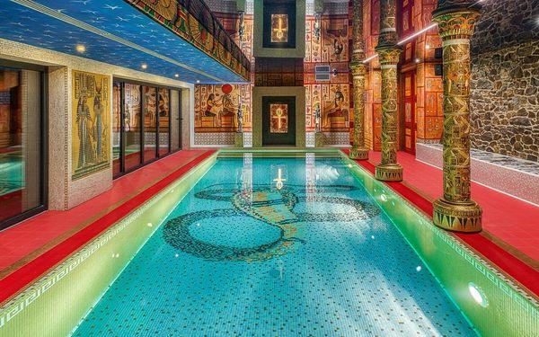 Relax v Antických lázních s privátní saunou pro 2