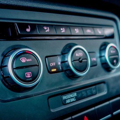 Čištění a kontrola klimatizace automobilu