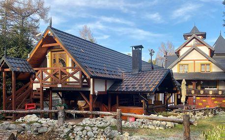 Vysoké Tatry: snídaně a privátní wellness, aktivní odpočinek v Tatrách vč.…