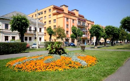 Krušné hory: Teplice Plaza
