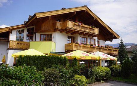 Rakousko, Zell am See: Hotel Landhaus Zell am See