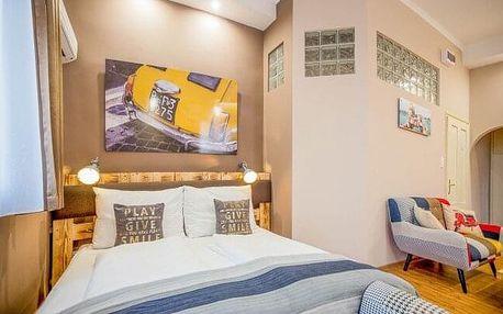 Pobyt přímo u břehu Balatonu ve stylovém Hotelu Carpe Diem *** se snídaní, welcome drinkem a plavbou lodí