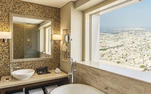 MILLENNIUM PLAZA HOTEL, Dubai, Spojené arabské emiráty, Dubai, letecky, snídaně v ceně2