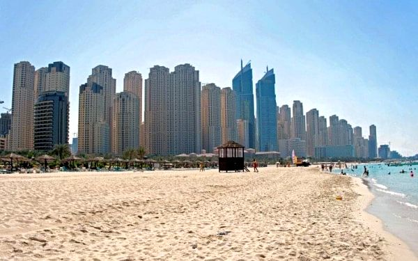 TAJ DUBAI, Dubai, Spojené arabské emiráty, Dubai, letecky, bez stravy2