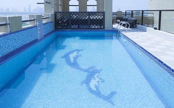 REFLECTIONS HOTEL DUBAI, Dubai, Spojené arabské emiráty, Dubai, letecky, bez stravy4