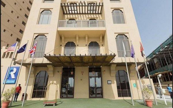 REFLECTIONS HOTEL DUBAI, Dubai, Spojené arabské emiráty, Dubai, letecky, bez stravy5