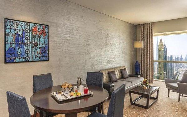 MILLENNIUM PLAZA HOTEL, Dubai, Spojené arabské emiráty, Dubai, letecky, snídaně v ceně3
