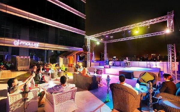 GHAYA GRAND HOTEL, Dubai, Spojené arabské emiráty, Dubai, letecky, snídaně v ceně2