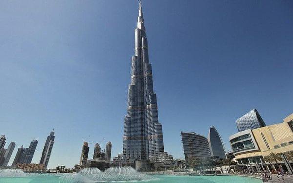 TAJ DUBAI, Dubai, Spojené arabské emiráty, Dubai, letecky, bez stravy5