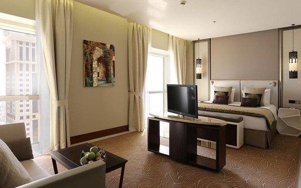 MILLENNIUM PLAZA HOTEL, Dubai, Spojené arabské emiráty, Dubai, letecky, snídaně v ceně4