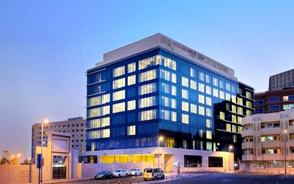 THE CANVAS HOTEL, Dubai, Spojené arabské emiráty, Dubai, letecky, bez stravy5
