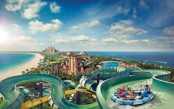 MILLENNIUM PLAZA HOTEL, Dubai, Spojené arabské emiráty, Dubai, letecky, snídaně v ceně5