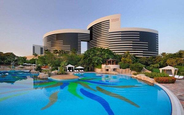 GRAND HYATT DUBAI, Dubai, Spojené arabské emiráty, Dubai, letecky, snídaně v ceně4