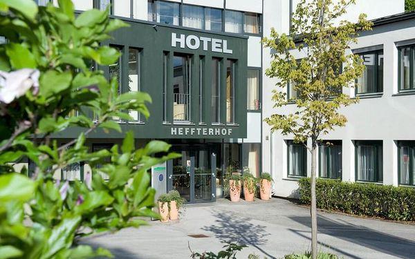 Kouzelný Salzburg a ubytování v hotelu s TOP hodnocením 3 dny / 2 noci, 2 os., snídaně4