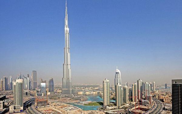 ROVE DOWNTOWN DUBAI, Dubai, Spojené arabské emiráty, Dubai, letecky, bez stravy3