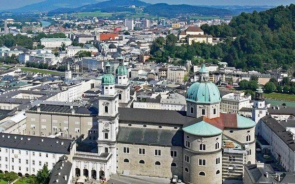 Kouzelný Salzburg a ubytování v hotelu s TOP hodnocením 3 dny / 2 noci, 2 os., snídaně5