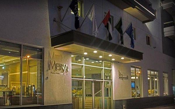 MENA PLAZA HOTEL AL BARSHA, Dubai, Spojené arabské emiráty, Dubai, letecky, bez stravy3