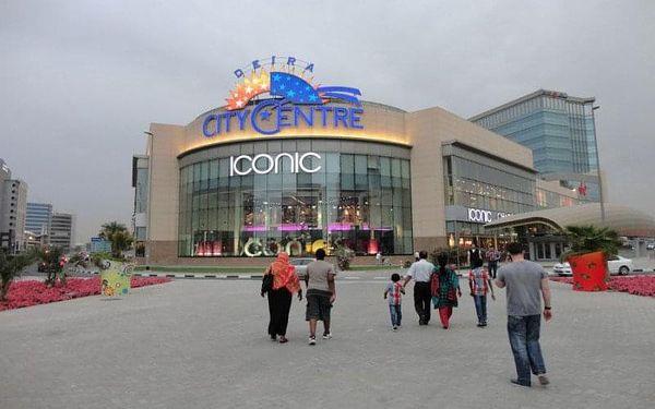ROVE CITY CENTRE, Dubai, Spojené arabské emiráty, Dubai, letecky, bez stravy4
