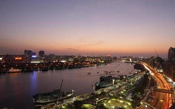 CARLTON TOWER HOTEL, Dubai, Spojené arabské emiráty, Dubai, letecky, bez stravy5