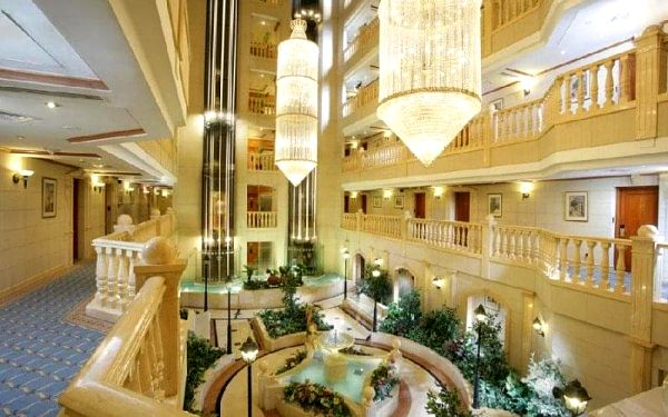 CARLTON PALACE HOTEL, Dubai, Spojené arabské emiráty, Dubai, letecky, bez stravy4