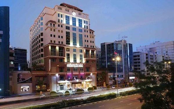 CARLTON PALACE HOTEL, Dubai, Spojené arabské emiráty, Dubai, letecky, bez stravy5
