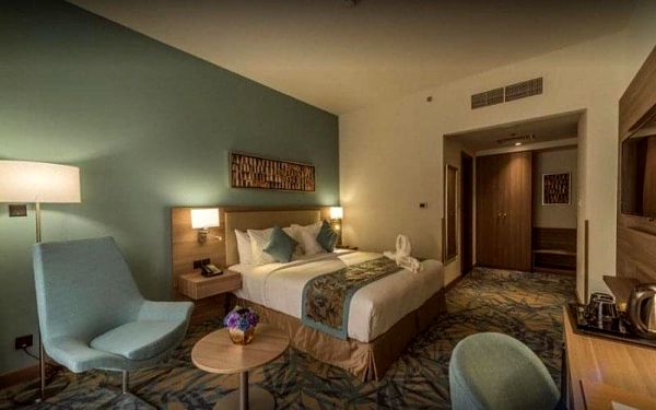 MENA PLAZA HOTEL AL BARSHA, Dubai, Spojené arabské emiráty, Dubai, letecky, bez stravy4