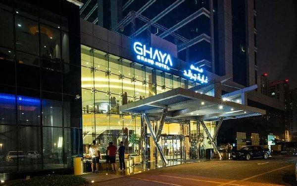 GHAYA GRAND HOTEL, Dubai, Spojené arabské emiráty, Dubai, letecky, snídaně v ceně4
