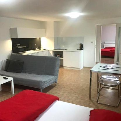 Dvůr Králové nad Labem: Red Travel Apartment
