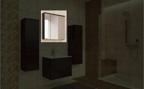 Koupelnová skříňka zrcadlová STRAKOŠ Porto 14