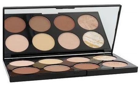 Makeup Revolution London Ultra Contour Palette 10 g pudrová konturovací paletka pro ženy