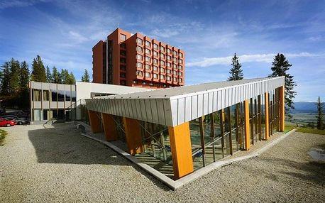 Štrbské Pleso - hotel TRIGAN SOREA, Slovensko