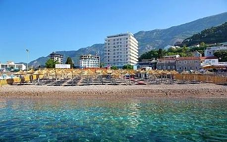 Černá Hora letecky na 8-15 dnů