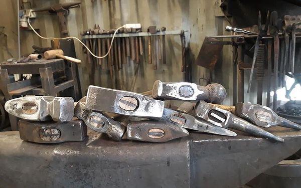 Kovářský kurz s výrobou zvonečku3