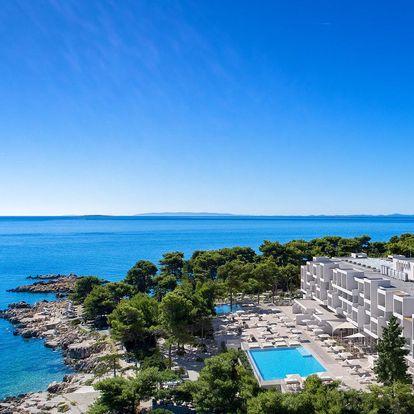 Chorvatsko - Rab na 12 dnů, polopenze