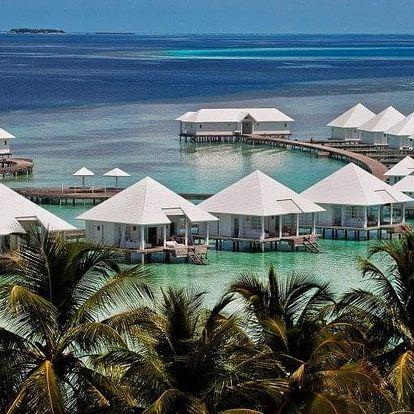 Maledivy - Atol Ari letecky na 9 dnů, all inclusive