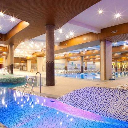 Wisła, hotel Golebiewski**** se vstupem do aquaparku Tropikana
